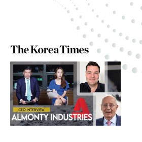 [News Article] What happens when China dominates tungsten supply: Almonty Industries [VIDEO]