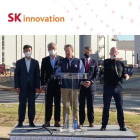 [News Article] SK Innovation pushing ahead with battery cell expansion in Georgia